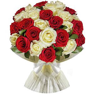 Букет цветов на заказ город курган купить розы в донецке прайс